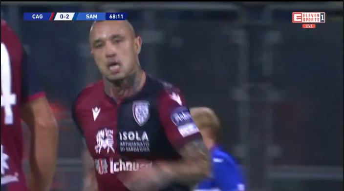 GOAL: Nainggolan scoort alweer schitterend doelpunt voor Cagliari