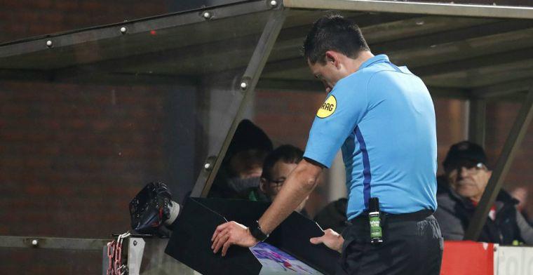 Wiedemeijer corrigeert Perez: Dat is echt wel een opmerking van een voetballer