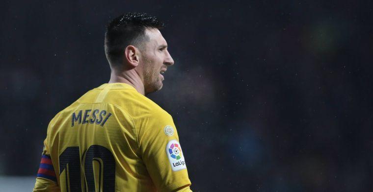 Messi wint zijn zesde Ballon d'Or, Hazard en De Bruyne niet in top 10