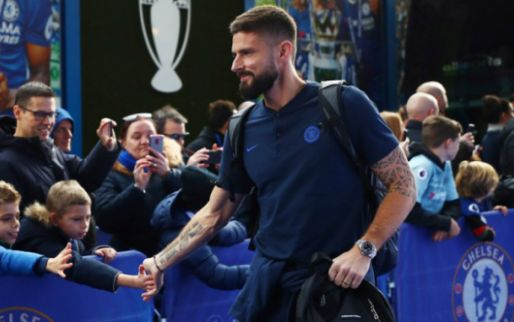 Milanese rivalen in de slag voor overbodige Giroud