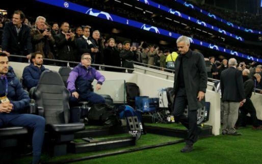 Afbeelding: Mourinho niet bang voor negatieve reacties: 'Je verliest nooit, zei Mandela'