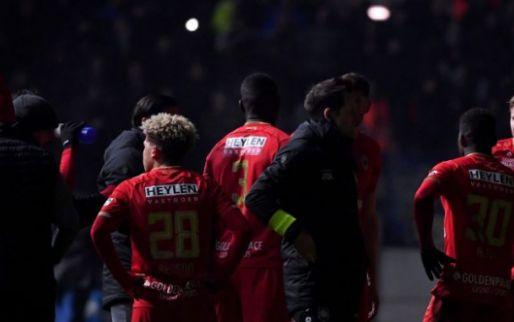 Antwerp schakelt na strafschoppen Genk uit in de Beker van België