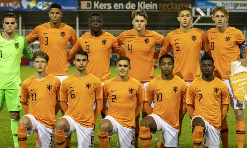 Afbeelding: Gunstige loting voor Oranje O19: tegenstanders in strijd om EK-ticket zijn bekend