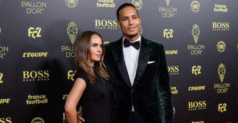 Zus van Ronaldo hekelt uitspraken Van Dijk: 'Real Madrid, zegt je dat wat Virgil?'