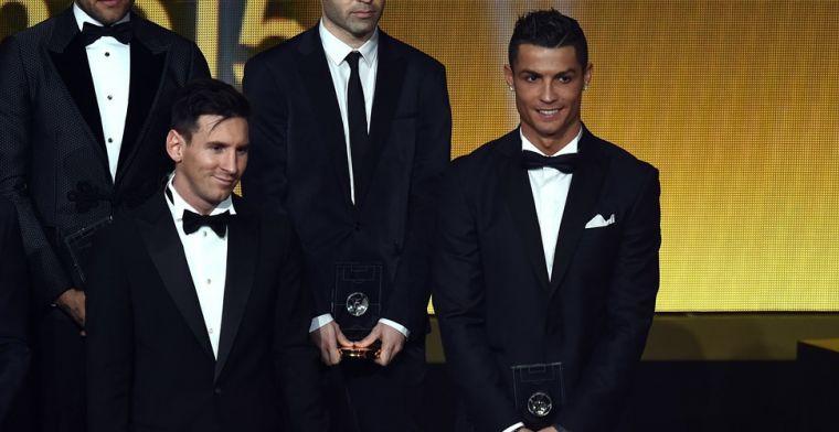 Chiellini hekelt Ballon d'Or en ziet beroofde Ronaldo: 'Modric verdiende het niet'