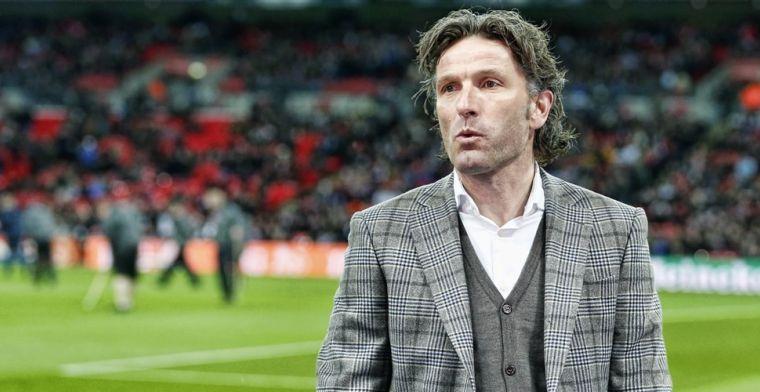 'Ik roep niet om het ontslag van Van Bommel, maar kan me zo'n serie niet heugen'