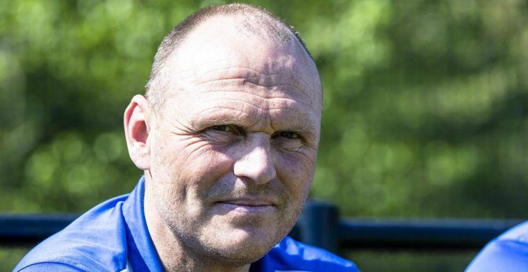 'Ik was verrast dat Vitesse bij mij uitkwam, nu het eerste elftal, bijzonder'