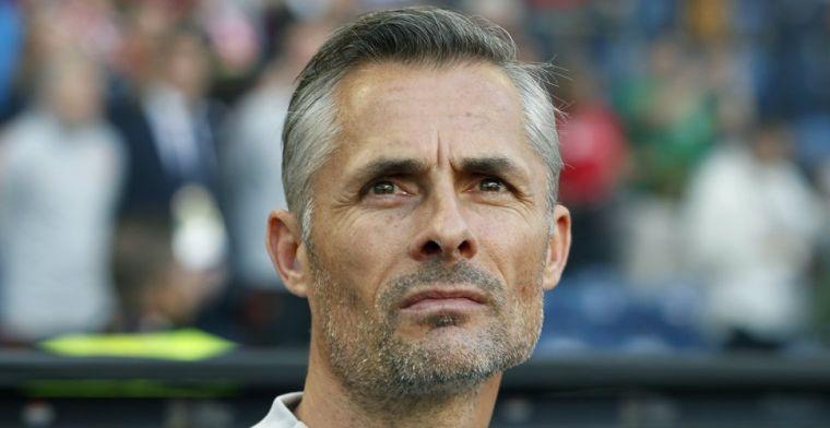 'Dan wordt Van Wonderen waarschijnlijk trainer van Vitesse, één en één is twee'