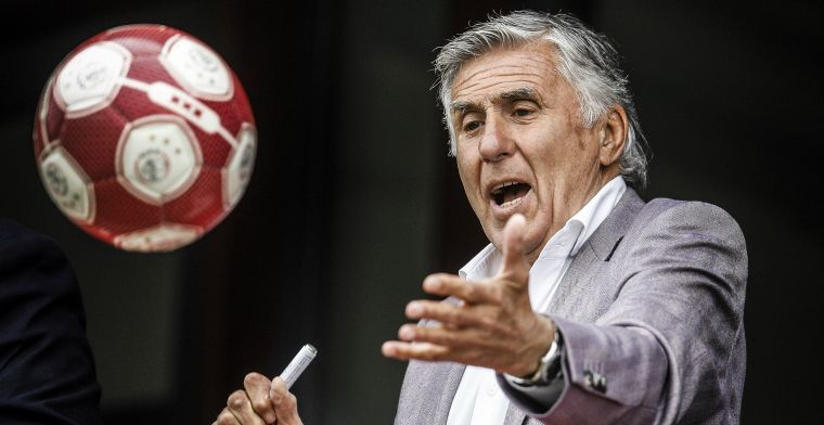 Swart niet gerust: 'Gehavend elftal en verdediging niet sterkste punt Ajax'