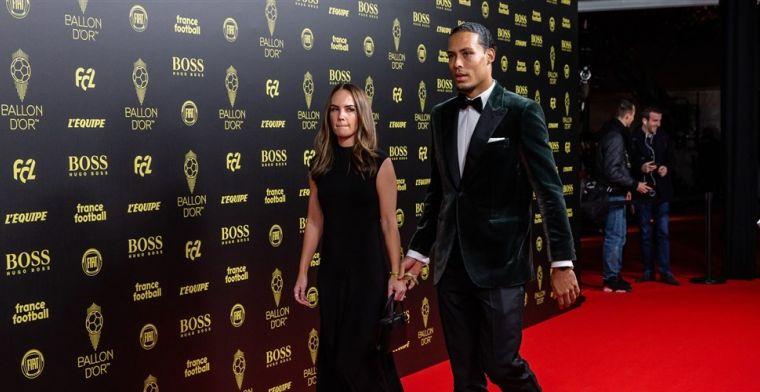 Van Dijk reageert op Ronaldo-storm: 'Dan weet je dat ik het als grapje bedoel'