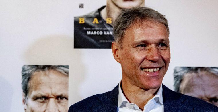 Van Basten over Ballon d'Or: 'Moet wel kijken wie in jaar meest heeft gepresteerd'
