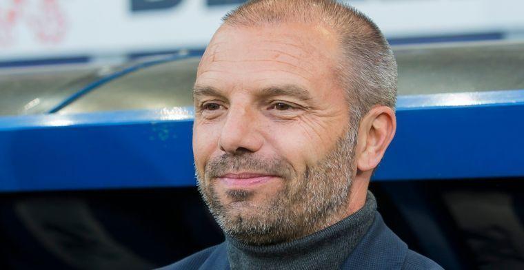 'ADO Den Haag wil snel een nieuwe trainer en onderhoudt al contact met Steijn'