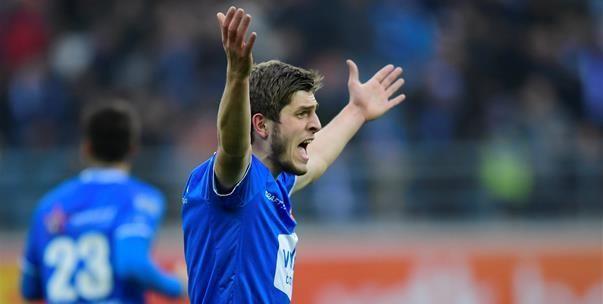 Thorup laat zich uit over terugkeer Chakvetadze bij KAA Gent