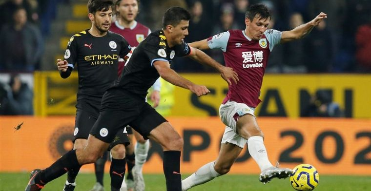 Man City richt zich op na teleurstellend weekend en speelt met Burnley