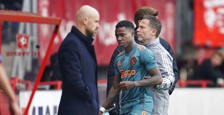 Willem II komt te vroeg voor Promes, Ajax verwacht komende dagen duidelijkheid