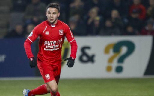Afbeelding: Transfer naar LA Galaxy op losse schroeven: 'Heb plezier terug bij FC Twente'