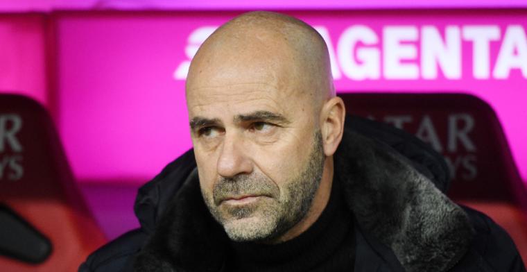 'Gesprekken tussen Bosz en Bayer Leverkusen voorlopig gestaakt'
