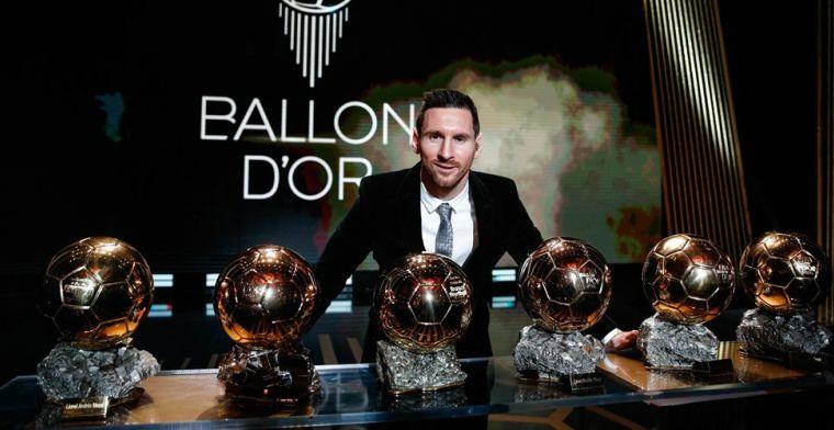 Moeder Messi: 'Totaal niet verwacht, Lionel had het ook niet aan zien komen'