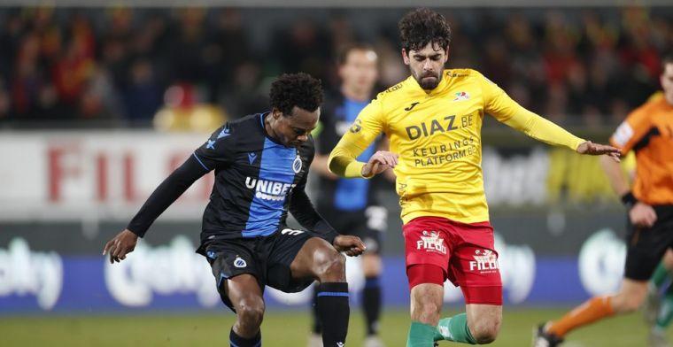 Mignolet brengt Club Brugge naar kwartfinales na twee strafschopreddingen