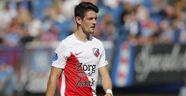 Van den Brom: 'Dalmau gaat dit jaar waarschijnlijk niet meer spelen voor Utrecht'