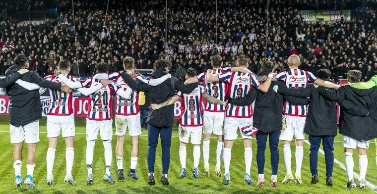Willem II-fans slaan Ajax-uit over: 'De teammanager krijgt 'n iPad met de beelden'
