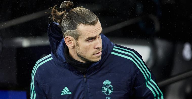 Gelaten Bale: Eigenlijk is Bernabéu de beste plek om uitgefloten te worden