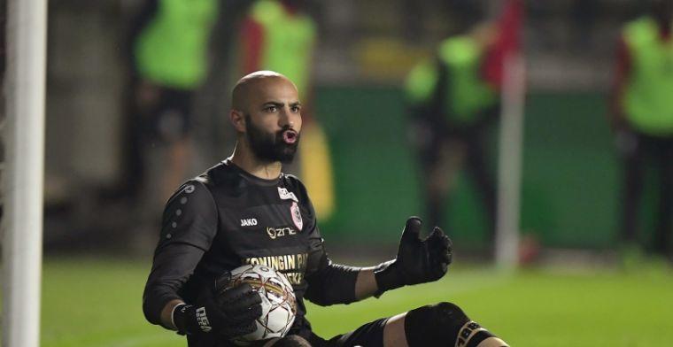 """Bolat is de penaltyheld van Antwerp: """"Dit is beter dan een clean sheet"""""""