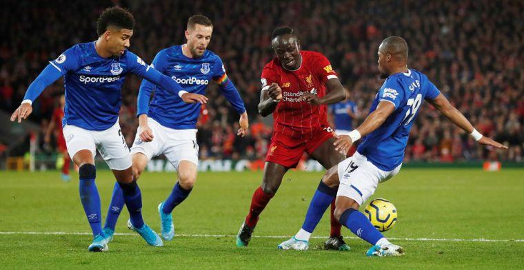 Liverpool vaagt Everton weg in Merseyside Derby en blijft soeverein in Engeland
