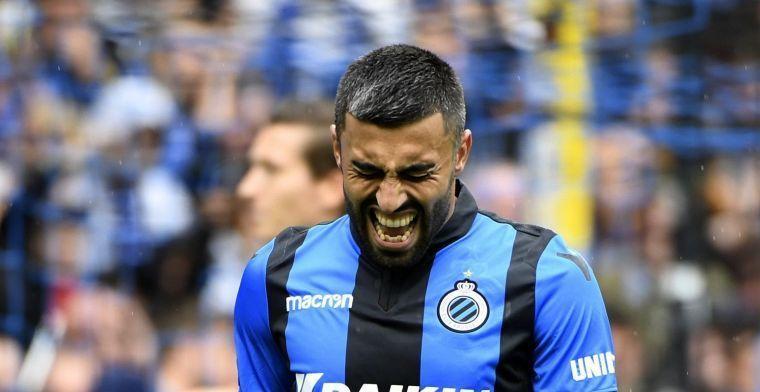 """Rezaei: """"Ik had bij Club Brugge veel doelpunten kunnen maken"""""""
