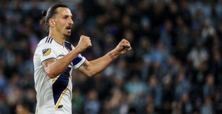 Grote hint van Zlatan: Ik ga naar een club die weer veel moet gaan winnen