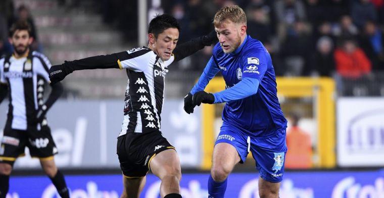 Gent sneuvelt in beker tegen Charleroi na bijzonder matige pot voetbal