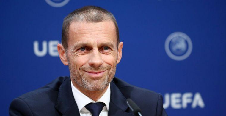 UEFA-baas wil 'buitenspelmarge': 'Als je een grote neus hebt sta je buitenspel'
