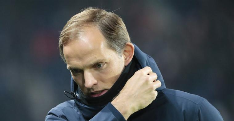 'Meunier kan trainer zien vertrekken, Bayern wil PSG-coach Tuchel'