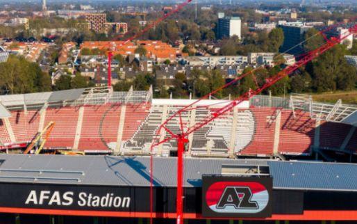 Gemeente Alkmaar staat AZ-Ajax 'in principe toe': 'Maar vooralsnog zonder publiek'