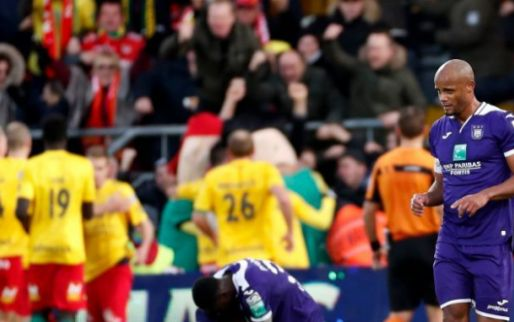 OPSTELLING: Anderlecht zonder Chadli, maar met Kompany én Sandler