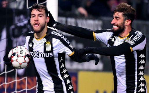 Afbeelding: Massimo Bruno schiet Charleroi voorbij Gent: