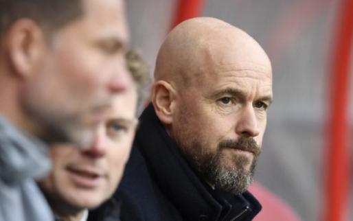 Afbeelding: 'Topkandidaat Ten Hag is juist wél in beeld bij Bayern München'