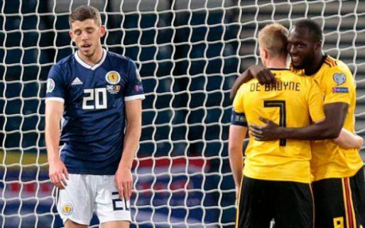Nations League: België krijgt plaats in Pot 2, duel tegen Nederland mogelijk