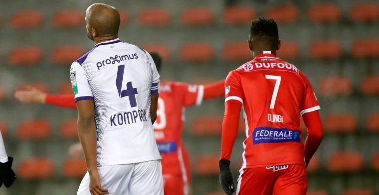 Anderlecht komt alweer op achterstand: 'Kan iemand dat uitleggen aan Luckassen?'