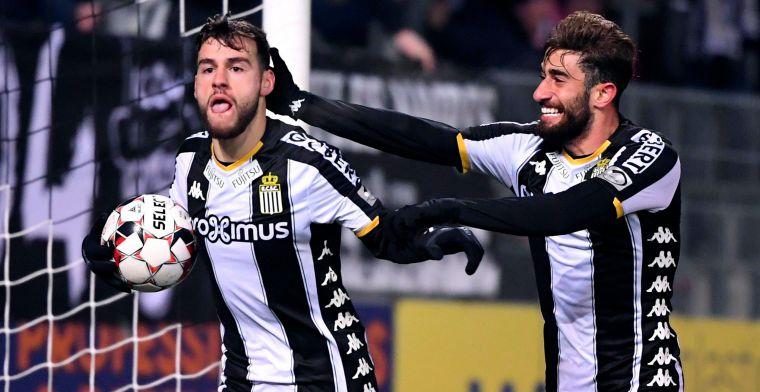 Massimo Bruno schiet Charleroi voorbij Gent: Dankzij zijn overvloed aan talent