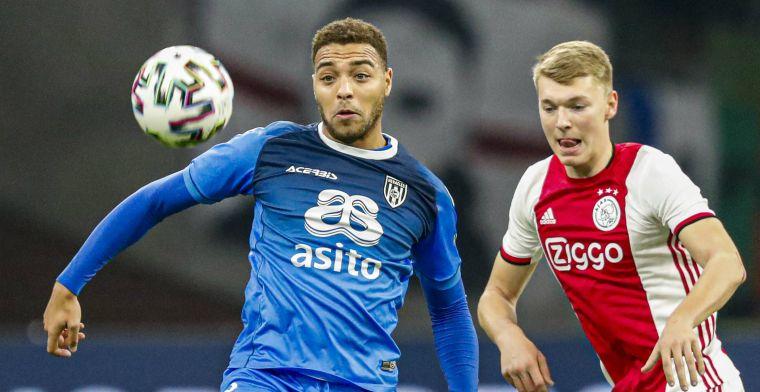 Ultieme beloning lonkt voor Eredivisie-topscorer Dessers: 'Ik kan niet wachten'
