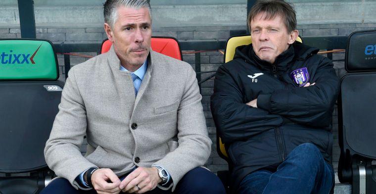 Er zijn geen excuses volgens Verschueren: Anderlecht moet vandaag winnen