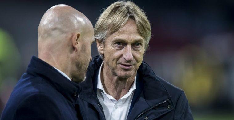 Verrassende Eredivisie-topper in Amsterdam: 'Ajax haalt enorm hoog niveau'