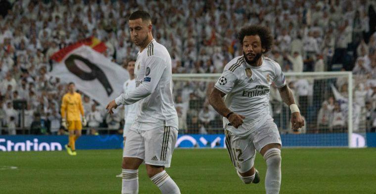 Real Madrid dreigt zonder gehavende linkerflank in Camp Nou aan te moeten treden