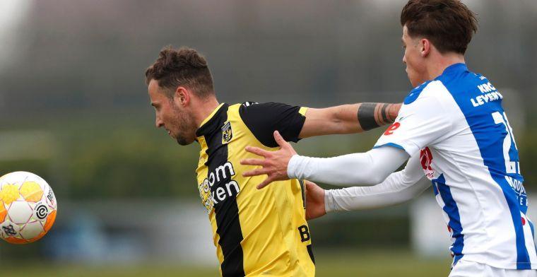 Persona non grata Beerens hoopt op nieuwe kans bij Vitesse na vertrek Slutsky