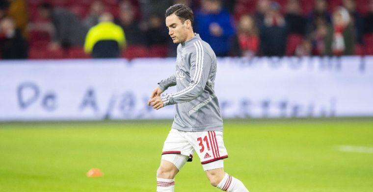 'Borussia Dortmund gaat voor Tagliafico en legt bod van 60 miljoen neer bij Ajax'