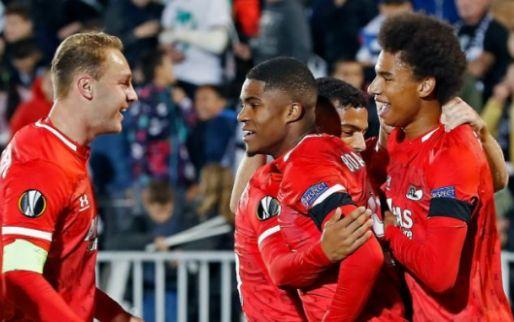 Ajax heeft interesse in Stengs en Boadu: 'Dan is er geen houden aan voor AZ'