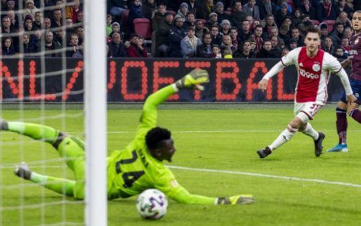 Eredivisie-sensatie Willem II stunt óók in Amsterdam: Ajax lijdt eerste nederlaag