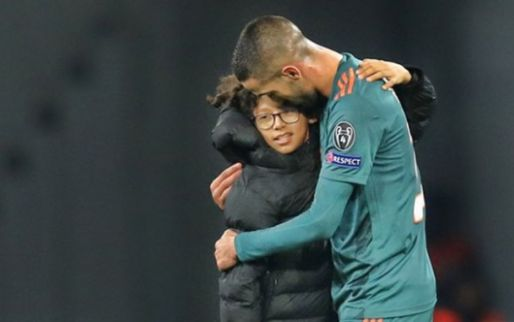Jonge veldbestormer zette shirt Ziyech niet op eBay: 'Ik moest snel weg'