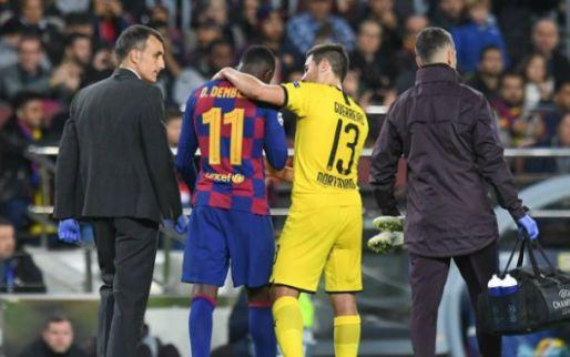 Dembélé praat met City, Chelsea en PSG